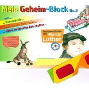 Mein Geheimblock No. 2
