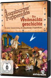 DVD: Die Weihnachtsgeschichte