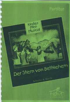 Der Stern von Bethlehem - Orchesterpartitur