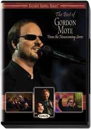 DVD: The Best Of Gordon Mote