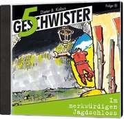 CD: 5 Geschwister - Im merkwürdigen Jagdschloss
