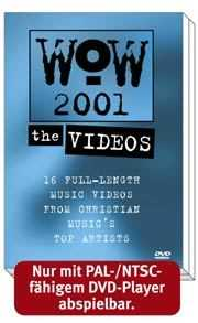 DVD: WOW Hits 2001