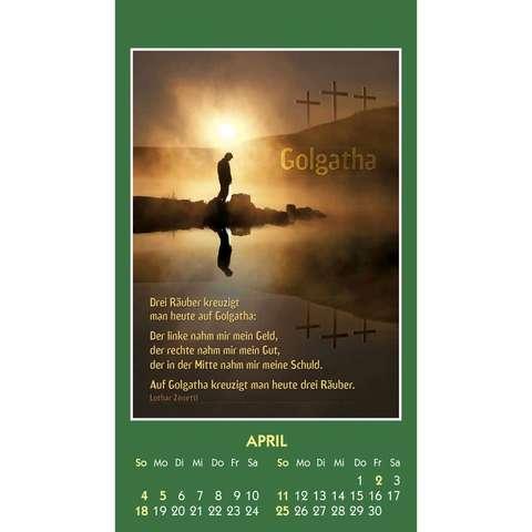 März April