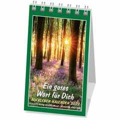 Aufkleber-Kalender: Ein gutes