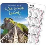Jahreslosung 2020 - Spielkartenkalender