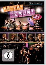 DVD: Feiert Jesus! - Live in Concert
