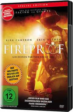 DVD: Fireproof - Special Edition