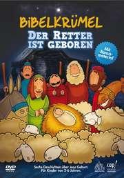 DVD: Bibelkrümel - Der Retter ist geboren