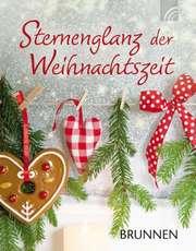 Sternenglanz der Weihnachtszeit - Miniaturbuch