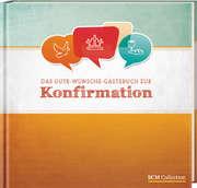 Das Gute-Wünsche-Gästebuch zur Konfirmation