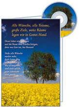 Alle Wünsche, alle Träume - CD-Card NEUTRAL