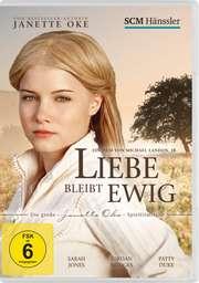 DVD: Liebe bleibt ewig - Janette Oke Siedler-Reihe