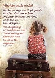 Postkarten: Fürchte dich nicht!, 4 Stück