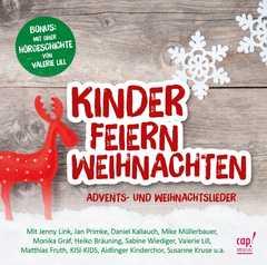 CD: Kinder feiern Weihnachten