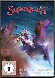 DVD: Flucht nach Damaskus - Superbuch-Reihe - Folge 12