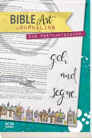 Bible Art Journaling - Das Postkartenbuch