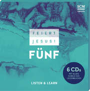 6CD: Feiert Jesus! 5 - Listen and Learn