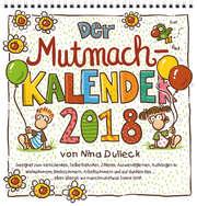 Der Mutmachkalender 2018