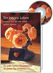 CD-Card: Ein langes Leben - KONFIRMATION