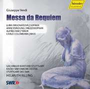 CD: Messa da Requiem
