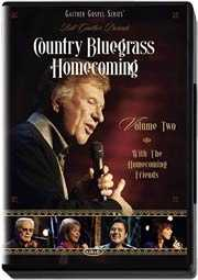 DVD: Bill Gaither's Country Bluegrass Homecoming Vol. 2