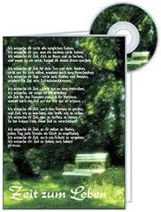 Ich wünsche dir Zeit zum Leben -  CD-Card NEUTRAL