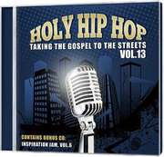 CD: Holy Hip Hop 13 (Incl. Inspiration Jam 6)