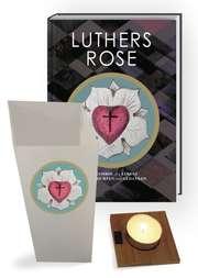 Luthers Rose - Geschenkset mit Luther-Licht